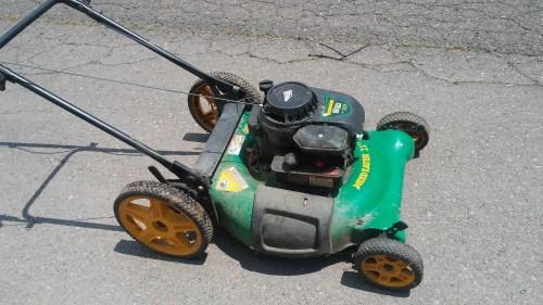 Medium Of Weed Eater Lawn Mower