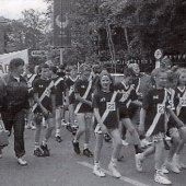 Moyvane Group at Community Games Finals, Tralee 1992