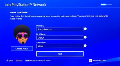 Sony Sending Out Survey for PSN Change Name Feature