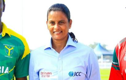 gs-lakshmi-to-become-first-woman-referee-to-mens-odi-mplive