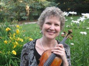 Brenda Mickens, Violin