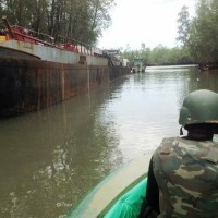 Joint Task Force & Nigerian Police Stop Attack On Oil Installation In Bayelsa State
