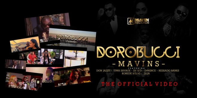 Mavin All Stars – Dorobucci [Official Video:dl]
