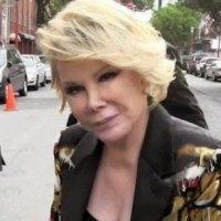 Joan Rivers [Fashion Police] stops breathing During Surgery & Case Tagged Critical