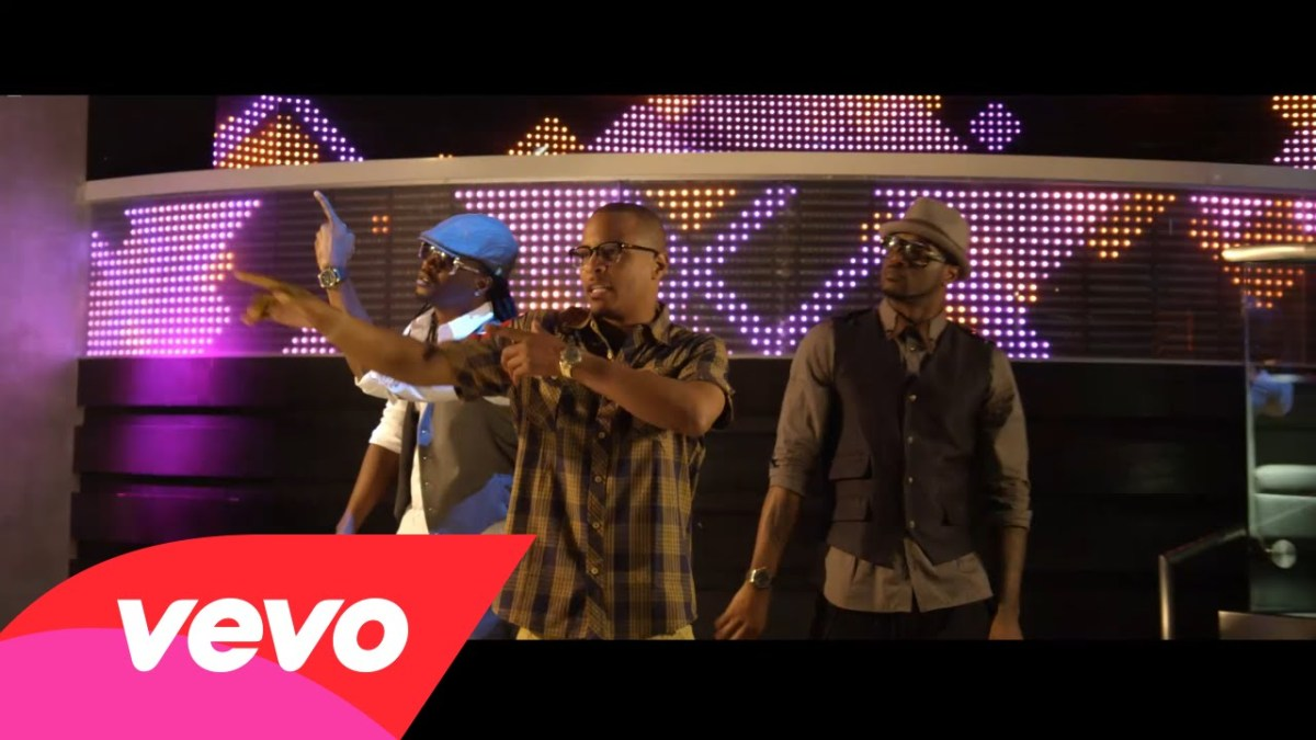 Psquare - Ejeajo ft. T.I. : mp3 + video [dl]