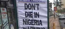 South African Media Mocks Nigeria