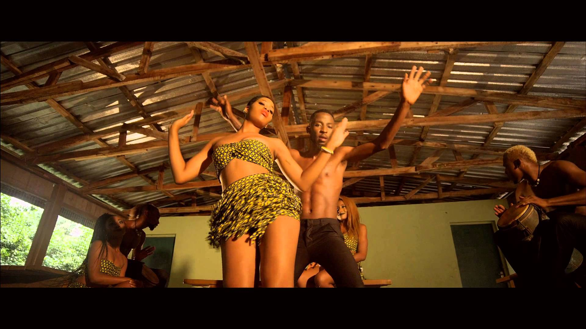 Addiction – High Grade ft. Runtown : Video