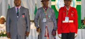 Presidents Cook, Taxi driver and Traffic Warden are honored at 2014 National Awards