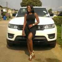 Linda Ikeji Gets Herself a Range Rover Supercharged worth N24m as BirthDay Present