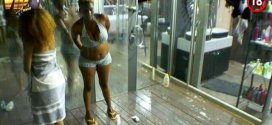 #BBAHotShots: Day 10 Shower Hour with Butterphly & Samantha : Video [dl]