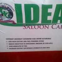 Students of Covenant University Showcase Cars & Tricycles They Built
