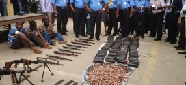 Police Discovers over 1500 Live Ammunitions inside Uncompleted Building in Anambra