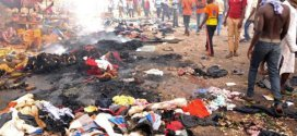 NEMA says Jos Explosion Death Toll Has Risen to 32 Victims