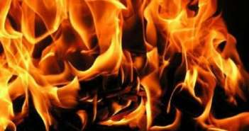 A wife has been arrested for setting her husband on fire over Valentine's Day. (Total Media Koncept)