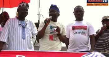 "Falana Blasts Afenifere over Spurious ""Yoruba"" Endorsement of President Goodluck Jonathan"