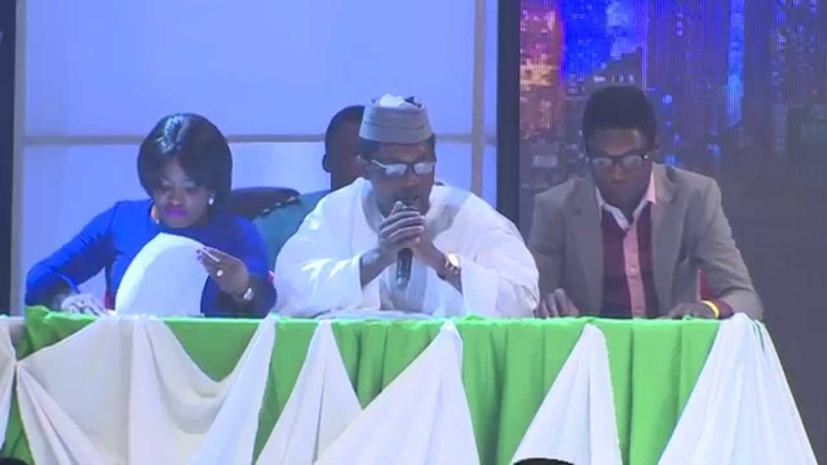 Download Comedy: AY Live's INEC Presidential Election Result Announcement