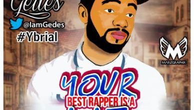 Gedes - YOUR BEST RAPPER IS A LIE (TR Cover)