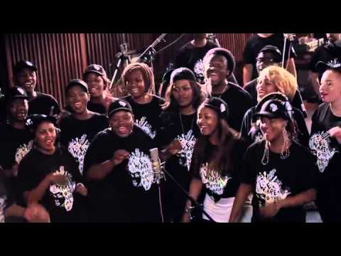 Download Video: African All Stars – We Are The World '#NoToXenophobia'