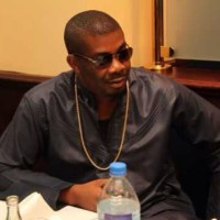 Donjazzy Finally Shows Off His Wife, Meet Mrs Jazzy