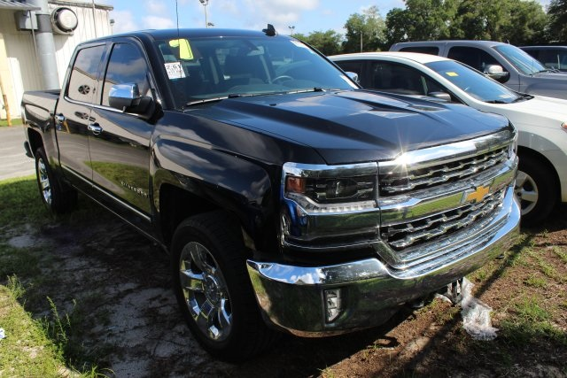 Used and Pre Owned Vehicles   Buy and Finance Offers   Gainesville     Used 2017 Chevrolet Silverado 1500 in Gainesville Florida
