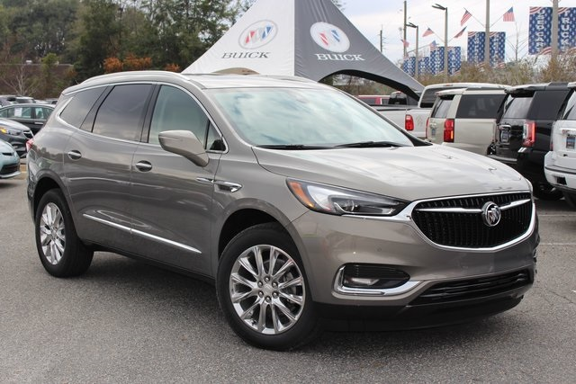 New Buick and GMC Models   Buy  Lease  or Finance   Gainesville  FL     New 2018 Buick Enclave in Gainesville Florida