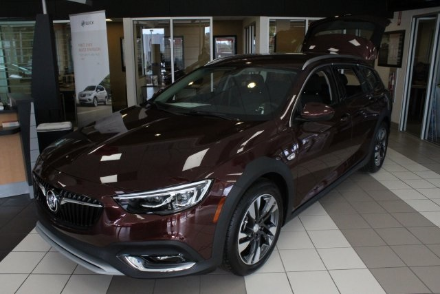 Gainesville Buick GMC Dealership   New   Used Cars For Sale New 2018 Buick Regal TourX in Gainesville Florida