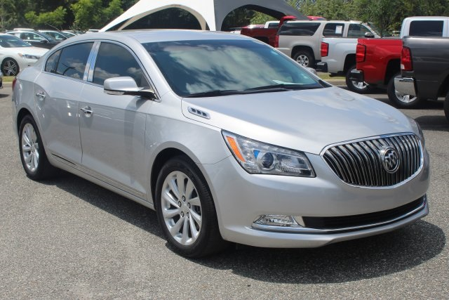 Used Sedan SUV Truck Offers   Prices   Gainesville FL Used 2015 Buick LaCrosse in Gainesville Florida