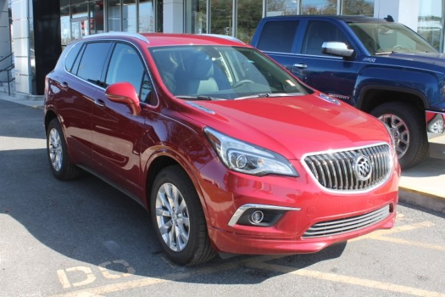 Gainesville Buick GMC Dealership   New   Used Cars For Sale New 2017 Buick Envision in Gainesville Florida