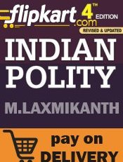 Book-Cover-Polity LAXMIKANTH