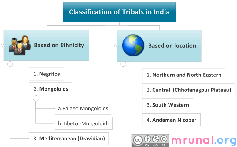 classification Indian Tribes