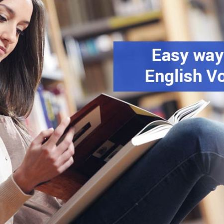 Easy way to learn English Vocabulary