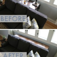 Coming Together: Our DIY Industrial Pipe Console Table
