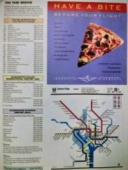 DC Metro Map, Helpful Phone Numbers, advertisement