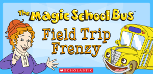 magic schoolbus fieldtrip frenzy