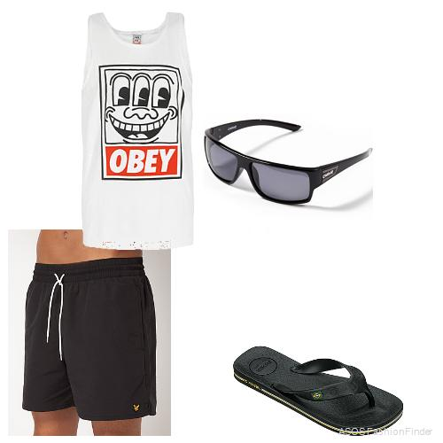 18 Men Outfits for Pool Party -Ideas and Tips for Pool Party recommend