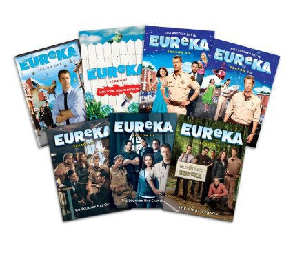 Eureka: The Complete Series (Amazon Exclusive), Mr. Media Interviews