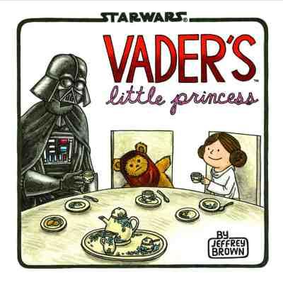 Star Wars: Vader's Little Princess by Jeffrey Brown, Mr. Media Interviews