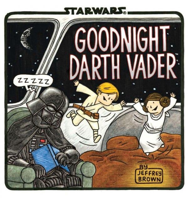 Goodnight Darth Vader by Jeffrey Brown, Mr. Media Interviews