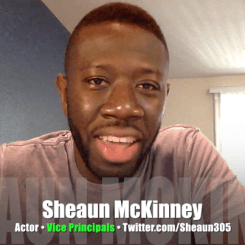 """<!-- AddThis Sharing Buttons above --><div class='at-above-post-homepage addthis_default_style addthis_toolbox at-wordpress-hide' data-title='1277 Vice Principals turn to Sheaun McKinney when in doubt! VIDEO INTERVIEW' data-url='http://mrmedia.com/2016/08/vice-principals-turn-sheaun-mckinney-doubt-video-interview/'></div>Today's Guest:Sheaun McKinney, actor, """"Vice Principals""""  Watch this exclusive Mr. Media interview with Sheaun McKinneyby clicking on the video player above! Mr. Media is recorded live before a studio...<!-- AddThis Sharing Buttons below --><div class='at-below-post-homepage addthis_default_style addthis_toolbox at-wordpress-hide' data-title='1277 Vice Principals turn to Sheaun McKinney when in doubt! VIDEO INTERVIEW' data-url='http://mrmedia.com/2016/08/vice-principals-turn-sheaun-mckinney-doubt-video-interview/'></div>"""