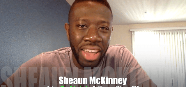 """<!-- AddThis Sharing Buttons above --><div class='at-above-post-homepage addthis_default_style addthis_toolbox at-wordpress-hide' data-title='Vice Principals turn to Sheaun McKinney when in doubt! VIDEO INTERVIEW' data-url='http://mrmedia.com/2016/08/vice-principals-turn-sheaun-mckinney-doubt-video-interview/'></div>Today's Guest:Sheaun McKinney, actor, """"Vice Principals""""  Watch this exclusive Mr. Media interview with Sheaun McKinneyby clicking on the video player above! Mr. Media is recorded live before a studio...<!-- AddThis Sharing Buttons below --><div class='at-below-post-homepage addthis_default_style addthis_toolbox at-wordpress-hide' data-title='Vice Principals turn to Sheaun McKinney when in doubt! VIDEO INTERVIEW' data-url='http://mrmedia.com/2016/08/vice-principals-turn-sheaun-mckinney-doubt-video-interview/'></div>"""