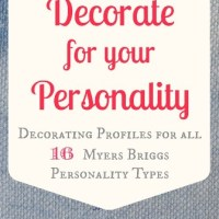 Decorating for your Personality