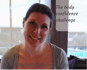 The body confidence challenge