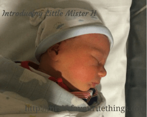 Introducing Little Mister H