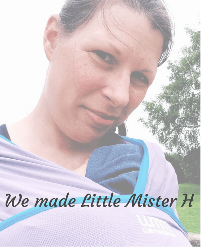 We made Little Mister H - Introducing We Made Me