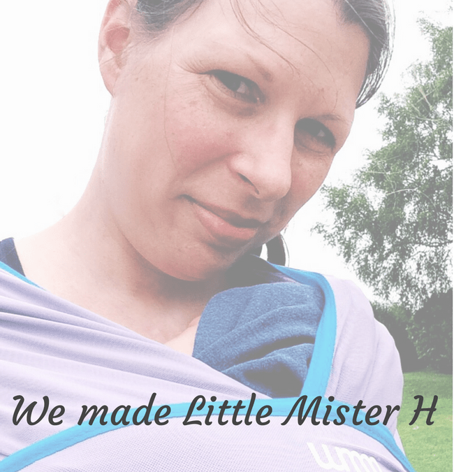 We made Little Mister H – Introducing We Made Me