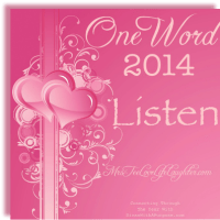LISTEN | One Word 2014 Update