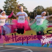 Color Me Happy I'm In The Color Run!
