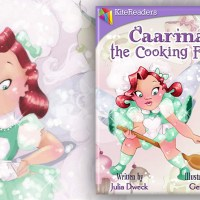 Caarina the Cooking Fairy | Kite Readers Book Review
