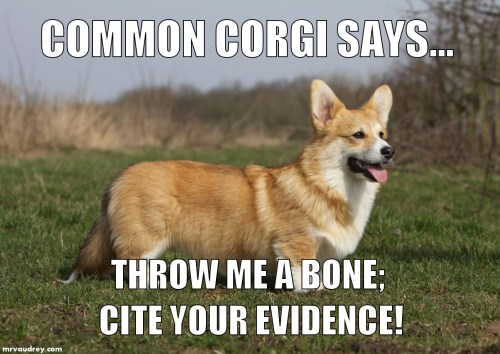 Common Corgi - cite