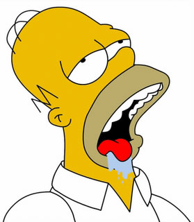 drooling-homer-simpson